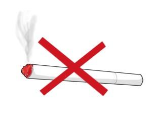 たばこの図