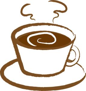 コーヒーの図